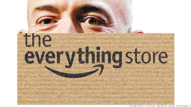 アマゾンを学ぶ 約500ページ「ジェフ・ベゾスの果てなき野望」