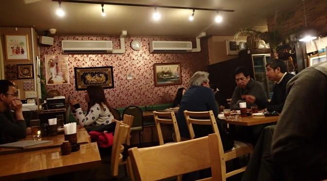 高田馬場でミャンマーを感じる食事会