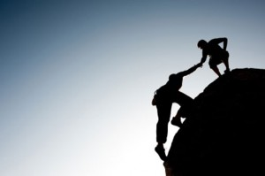 rock-climbers-helping-each-other