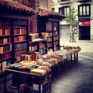 Old-bookstore