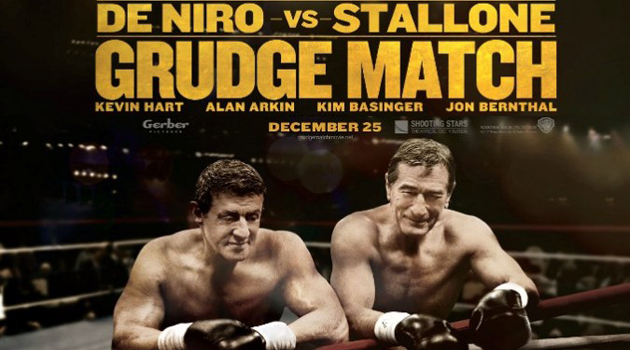 ロバート・デニーロとシルベスター・スタローン、共にボクシング映画を代表作に持つ俳優の共演:映画「リベンジ・マッチ」鑑賞