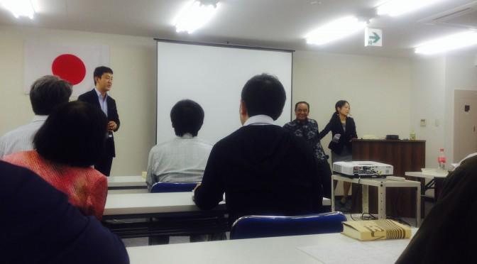 池間哲郎さんに日本の真実の歴史を学ぶ「日本塾」第2回