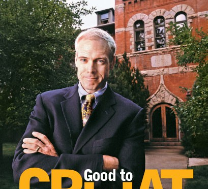 ジム・コリンズに学ぶ、経営者の至高の資質②:『ビジョナリー・カンパニー』読了