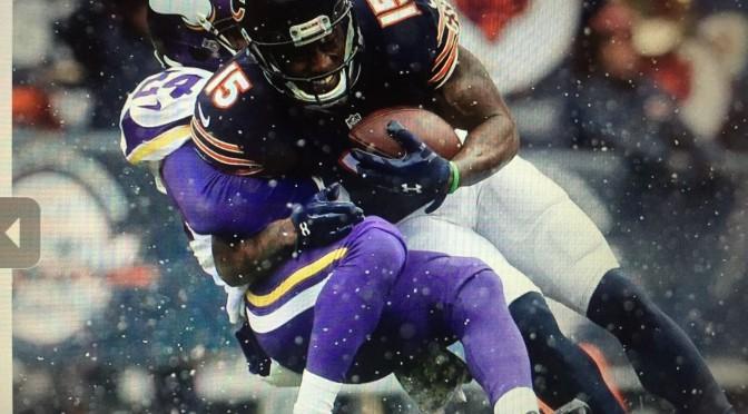 シカゴ・ベアーズ、ジンクスを吹き飛ばして4勝6敗:NFL 2014シーズン第11週