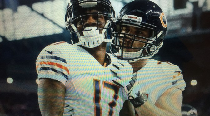 シカゴ・ベアーズ、感謝祭に朽ちて5勝7敗:NFL 2014シーズン第13週