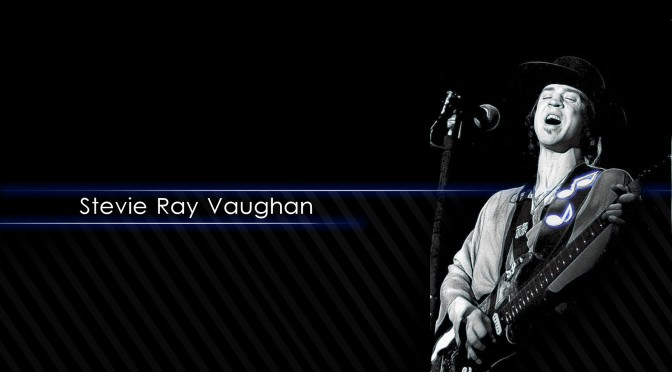 "Stevie Ray Vaughan""The Sky Is Crying""ほか、空から導かれて3曲"