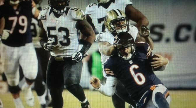 シカゴ・ベアーズ、底冷えの消化試合に散らされ5勝9敗:NFL 2014シーズン第15週