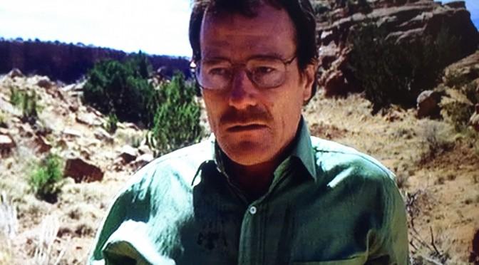 ブライアン・クランストンが演じる化学教師のダークサイドな展開:『ブレイクキング・バッド』を見てみた