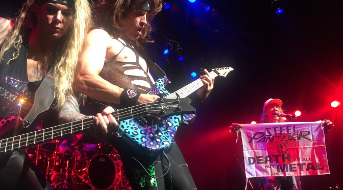 "STEEL PANTHER ""Party Like Tomorrow Is The End Of The World""ほか、2014年を彩ってくれた3曲 PART 2"