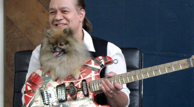 Eddie Van Halen 60歳の誕生日に振り返る「VAN HALENと私」