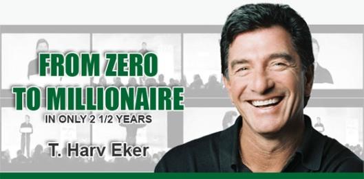 ハーブ・エッカーが教えてくれる、お金持ちになれる人:『ミリオネア・マインド 大金持ちになれる人』読了 part 1