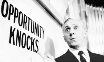 Opportunity Knocks presented by Hughie Green