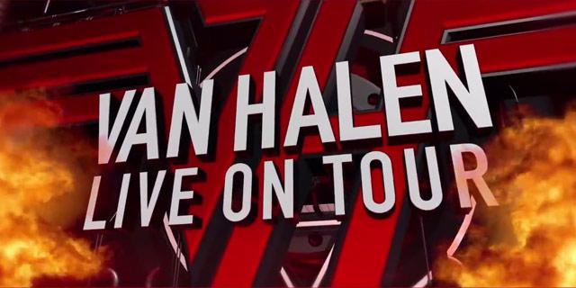 """VAN HALEN """"TOKYO DOME LIVE IN CONCERT""""リリースと共にツアーをアナウンス"""