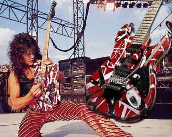 Edward-Van-Halen's-Frankenstrat