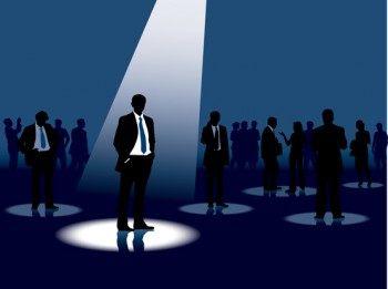 Spotlight-on-businessman-Fotolia_13610595_XS3