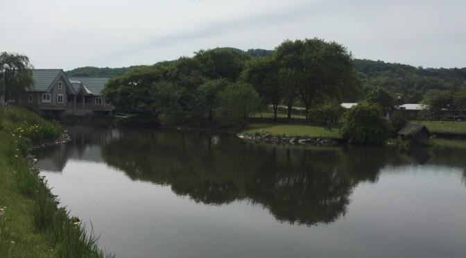 久方ぶりの軽井沢 de ローカルの洗礼に、らしい感じに、ほっと一息。