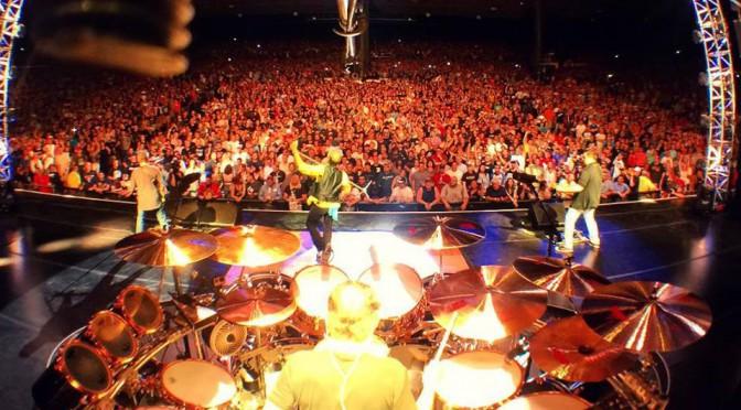VAN HALEN 2015 NORTH AMERICAN TOUR 「炎の導火線」こと VAN HALEN からのライヴセレクション
