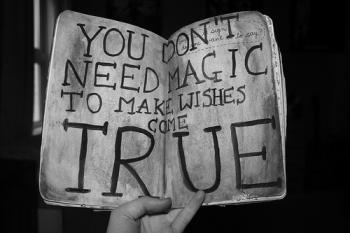 don't need magic
