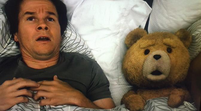 話題作の「テッド」をDVDで見てみた:映画「テッド(ted)」鑑賞記