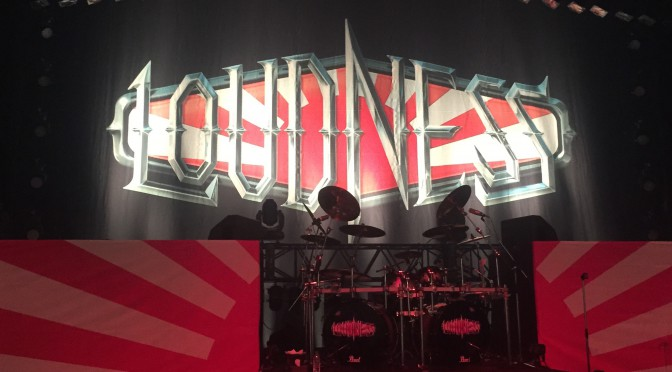 "LOUDNESS ""30th Anniversary THUNDER IN THE EAST"" 公演にミート&グリート付きで行ってきた"