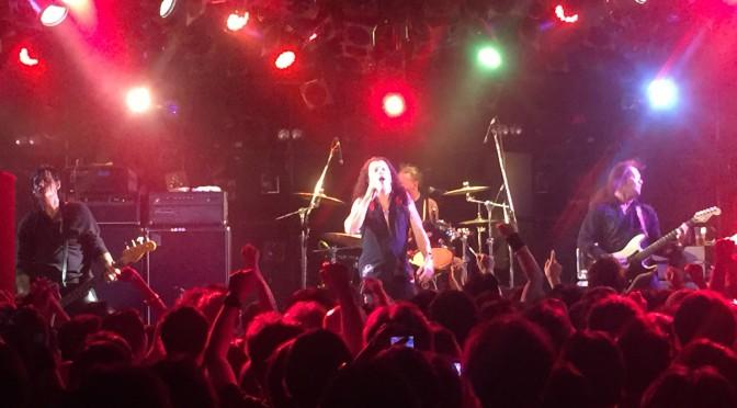 Jake E. Lee率いるRED DRAGON CARTEL Japan Tour 2015に行って、メンバーとも交流してきた