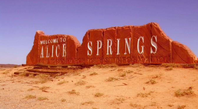 オーストラリア ライフスタイル&ビジネス研究所:オーストラリアの主要都市 ⑧ 〜 アリススプリングス