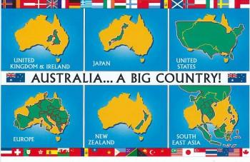 Australia compare