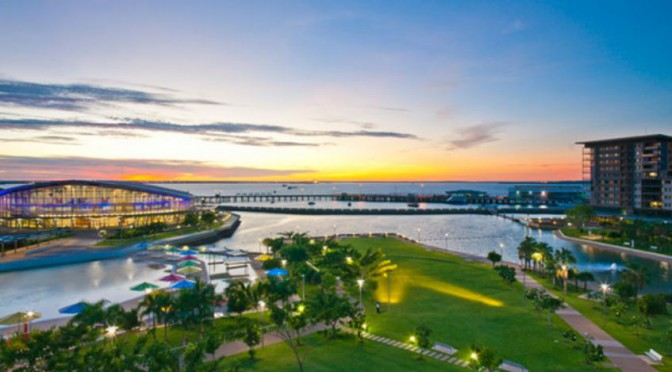 オーストラリア ライフスタイル&ビジネス研究所:オーストラリアの主要都市 ⑦ 〜 ダーウィン