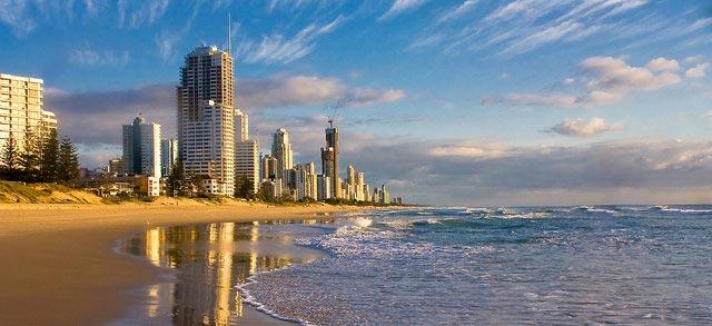 オーストラリア ライフスタイル&ビジネス研究所:オーストラリアの主要都市 ⑨ 〜 ゴールドコースト