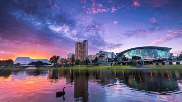 オーストラリア ライフスタイル&ビジネス研究所:オーストラリアの主要都市 ④ 〜 アデレード