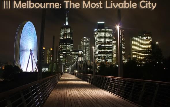 オーストラリア ライフスタイル&ビジネス研究所:オーストラリアの主要都市 ② 〜 メルボルン