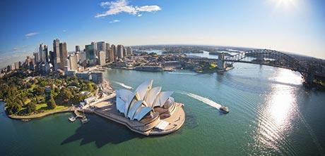 オーストラリア ライフスタイル&ビジネス研究所:オーストラリアの主要都市 ① 〜 シドニー