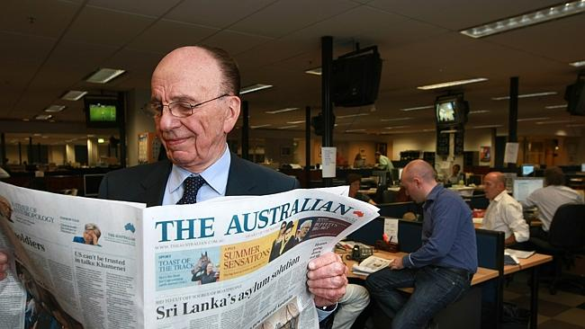 オーストラリア ライフスタイル&ビジネス研究所:オーストラリアの著名人 ⑩ ー ルパート・マードック