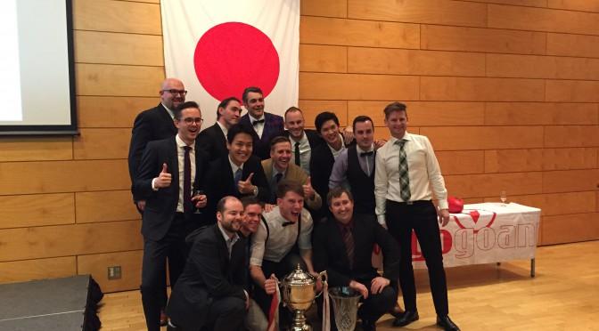 オーストラリア ライフスタイル&ビジネス研究所:Tokyo Goannas Football Club Awards Ceremony(東京ゴアナーズ)