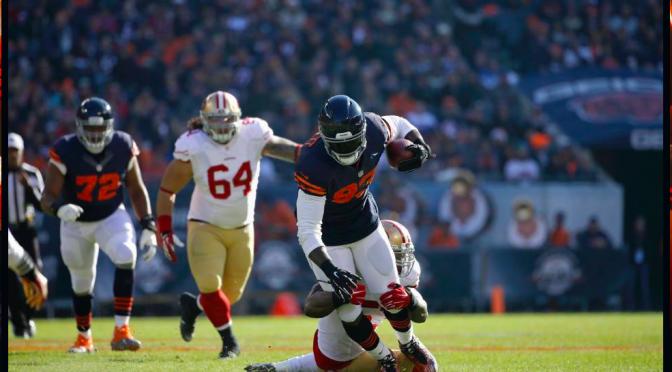 シカゴ・ベアーズ、ソルジャー・フィールドの呪いか?痛恨の7敗目:NFL2015シーズン第13週