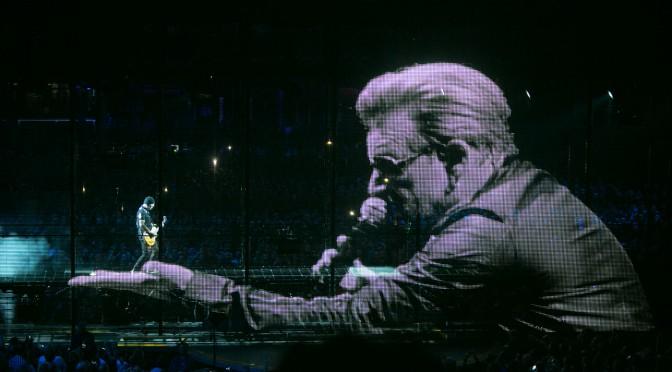 """U2 """"iNNOCENCE + eXPERIENCE TOUR 2015"""" を地元ダブリン公演映像などで振り返る。そして・・ 2016年?"""