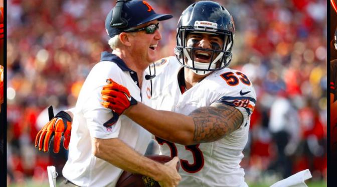 シカゴ・ベアーズ、シーズン最終戦へ意味を持たせる6勝目:NFL2015シーズン第16週
