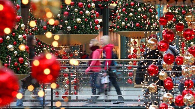 オーストラリア ライフスタイル&ビジネス研究所:クリスマス商戦