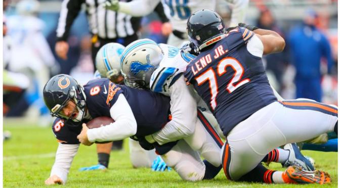 シカゴ・ベアーズ、屈辱にまみれて2年連続の地区最下位で終戦:NFL2015シーズン第17週(最終週)