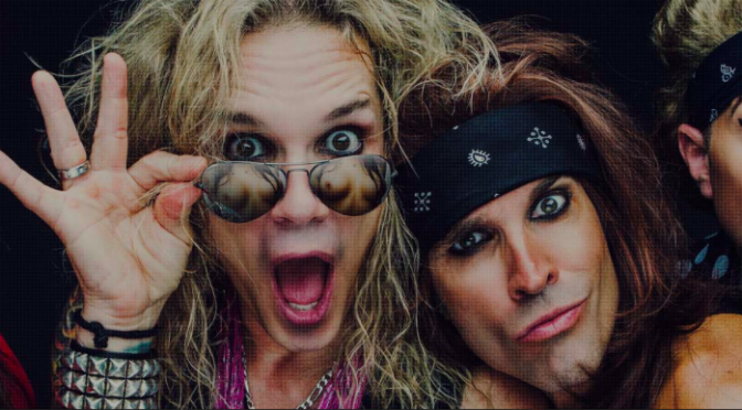 STEEL PANTHER のニューアルバム Live From Lexxi's Mom's Garage 2月26日にリリース決定!!