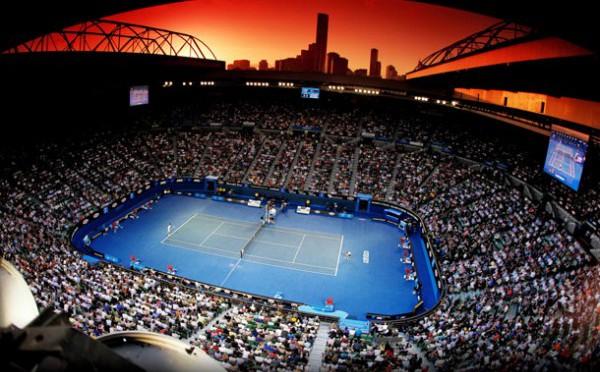 オーストラリア ライフスタイル & ビジネス研究所:全豪オープンテニス ①