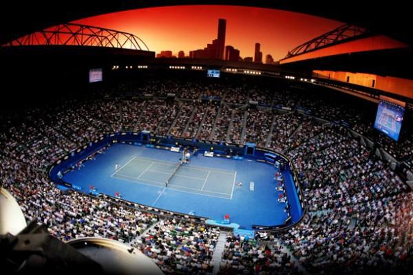 オーストラリア ライフスタイル & ビジネス研究所:全豪オープンテニス ① | MeWi