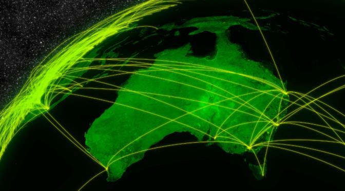 オーストラリア ライフスタイル & ビジネス研究所:情報通信市場 ③