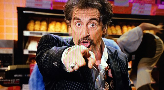 アル・パチーノが本人役で出演しているちょっと残念なコメディ:映画『ジャックとジル』鑑賞記