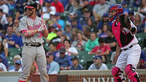 メジャリーグ ベースボール(MLB)のスーパースター ブライス・ハーパーが築く、2016年シーズンも止まることのない伝説