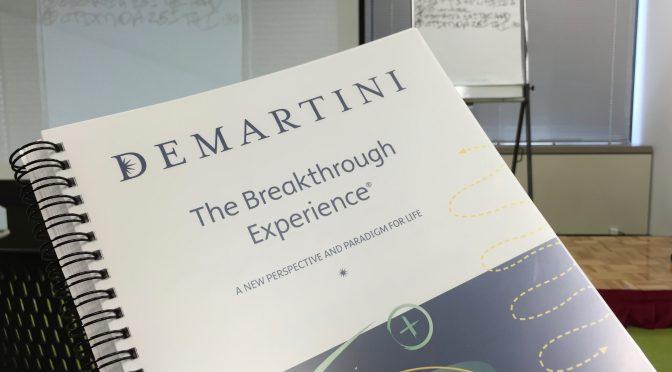 ジョン・ディマティーニ博士の『ブレイクスルー・エクスピリエンス』に行って、愛と感謝に包まれてきた(詳細編 ②)