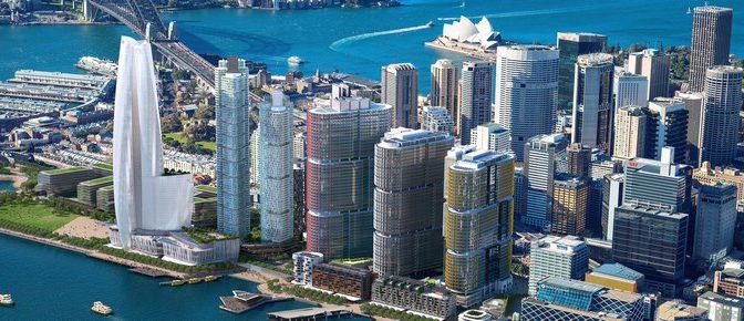 オーストラリア ライフスタイル&ビジネス研究所:シドニーで新カジノ建設計画が承認