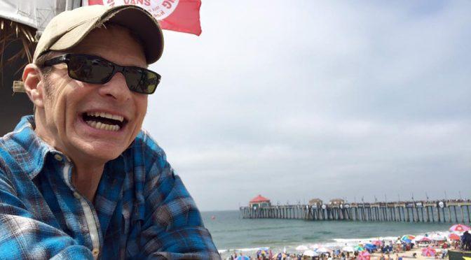 一枚の写真から:Vans US Open of Surfingに顔出ししたDavid Lee Roth