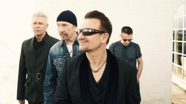 U2のニューアルバムは2016年リリース予定がやや遅れ、2017年となる見込み