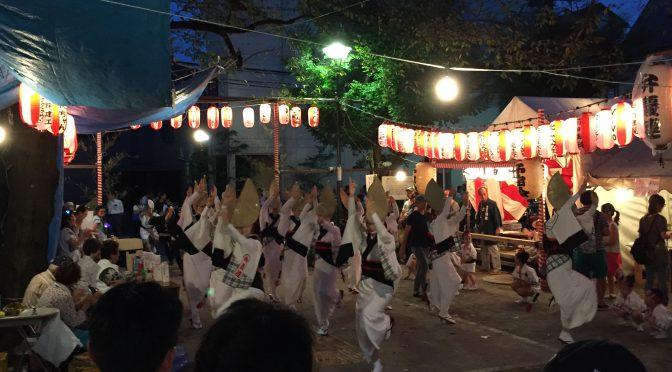 毎年敬老の日の頃、町内会で開催される祭りに感じる懐かしさと忘れ得ぬ居心地の良さ